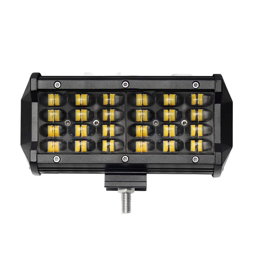 7-дюймовый 72W Quad Row Light Bar JG-9643H
